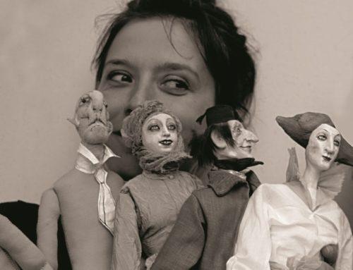 Grażyna Rigall, Baba Ali i lalki na Pikniku pod gruszką